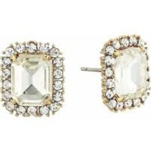 KATE SPADE Clear Bright Ideas CZ and Crystals NWT